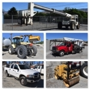 Surplus Equipment Auction - Chelan & Douglas County