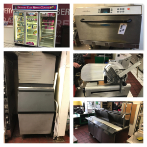 East Wenatchee Blimpie/Baskin Robbins Online Auction