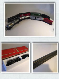 Bob & Nia Collins Living Estate-Toy Train Collectors Online Auction
