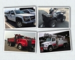 Chelan County PUD, Public Works & Others Surplus Auction