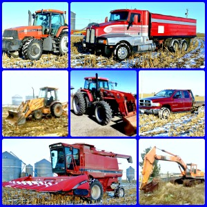 The Estate of Carl Blauert and Others Equipment Auction
