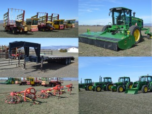 Widner Hay-Gary & Cindy Widner Retirement Auction