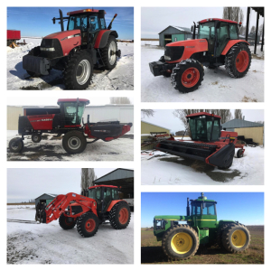 Jim Hammack and Others Retirement Auction
