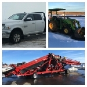 ML Simplot Field Department Liquidation Auction