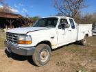 1992 Ford F-250 Service Pickup