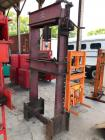 Red Arrow 40-Ton Hydraulic Press