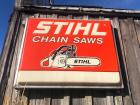Stihl Outdoor Sign