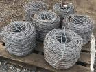 (6) Barbed Wire Rolls