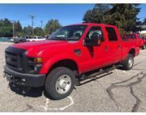2009 Ford F-350 XL SuperCrew Pickup Truck *Bad Motor*