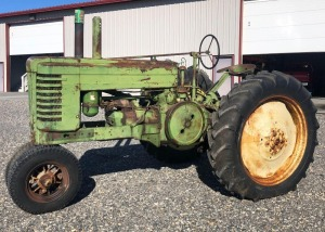 1944 John Deere War Time Model A