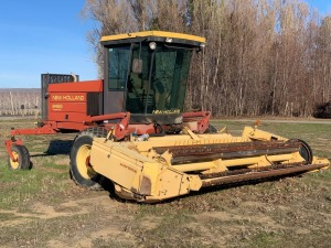 1994 New Holland 2450 Swather