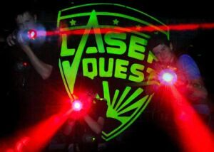 Game of Laser Quest