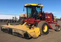 2011 NH H8080N Rotary Swather