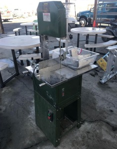 "Central Machinery 10"" Meat Saw"