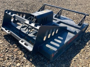 JCT Skid Steer Rotary Mower Attachment