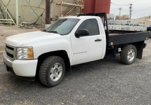 2008 Chevy 1500 Silverado Pickup