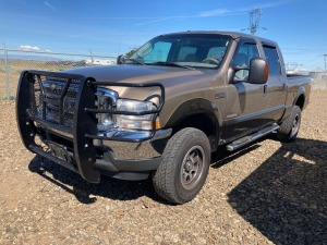 2004 Ford F350 Lariat Super Duty Truck