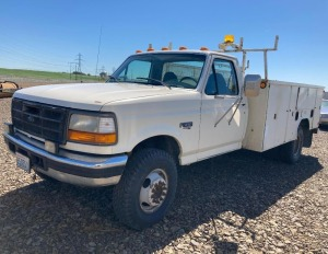 1996 Ford Super Duty Service Truck