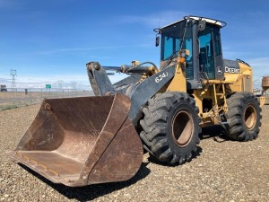 2005 Deere 624J Wheel Loader