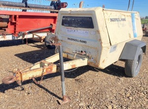 Ingersoll-Rand 185 Portable Air Compressor