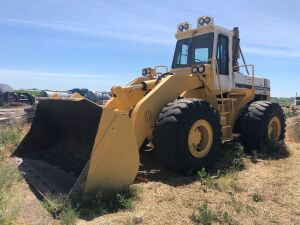 International 550 Wheel Loader - Sold Offsite