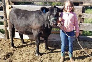 Kynlee Daling - Waterville 4H