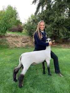 Neely Ovenell - Cashmere FFA