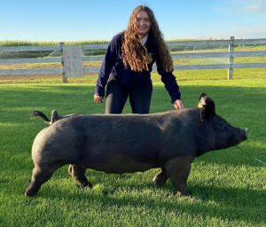 Ava Jenks - Moses Lake FFA
