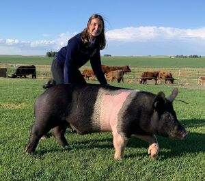 Keeley Clausen-Carlson - Warden FFA