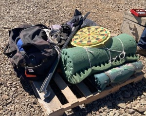 Camping Gear & Misc.