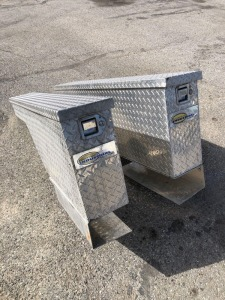 NI Diamond Plate Truck Boxes
