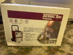 Thermal Arc FP-235 AC/DC Stick Welder