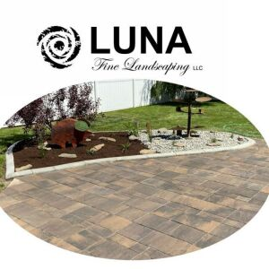 A Touch of Elegance-Paver Patio