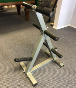 Plate Weight Stand
