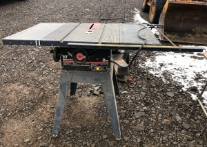 "Craftsman 10"" Direct Drive Table Saw"