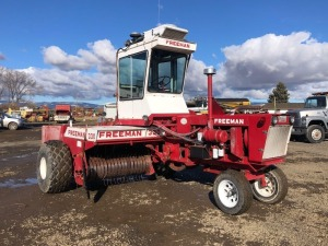 Freeman 330T Self-Propelled Baler