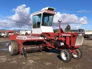 Freeman 330W Self-Propelled Baler
