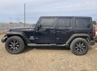 2007 Jeep Wrangler Unlimited Sahara - 2