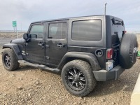 2007 Jeep Wrangler Unlimited Sahara - 3