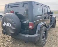 2007 Jeep Wrangler Unlimited Sahara - 5