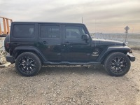 2007 Jeep Wrangler Unlimited Sahara - 6