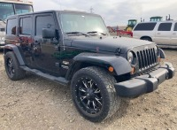 2007 Jeep Wrangler Unlimited Sahara - 7