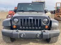 2007 Jeep Wrangler Unlimited Sahara - 8