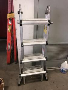 Multi-Use Ladder System
