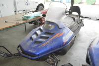 #81 2001 Arctic Cat 550WT Snowmobile