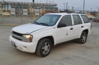 #581 2007 Chevy TrailBlazer LS