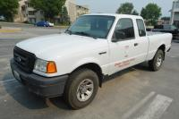 2005 Ford Ranger Super Cab Pickup