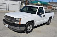 #455 2003 Chevy 1500 Regular Cab Pickup