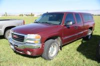 2003 Chevy 1500 Extended Cab Pickup SLE