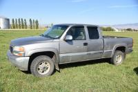 1999 Chevy 2500 Extended Cab SLT Pickup